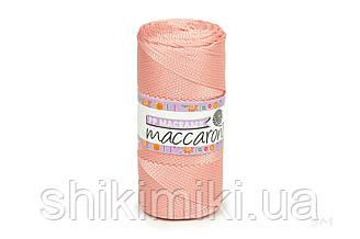 Полипропиленовый шнур PP Macrame, цвет Розовый коралл