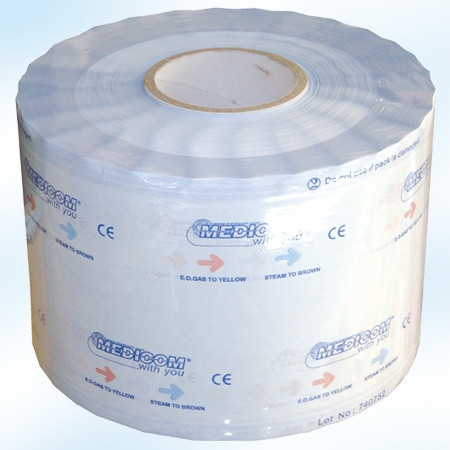 Рулон для стерилизации Medicom 100мм х 200м NaviStom