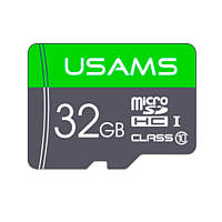 Карта пам'яті USAMS US-ZB094 TF High Speed 32 Gb Card