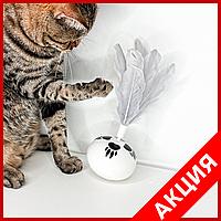 БЕГУЩИЙ ШАР - для кота