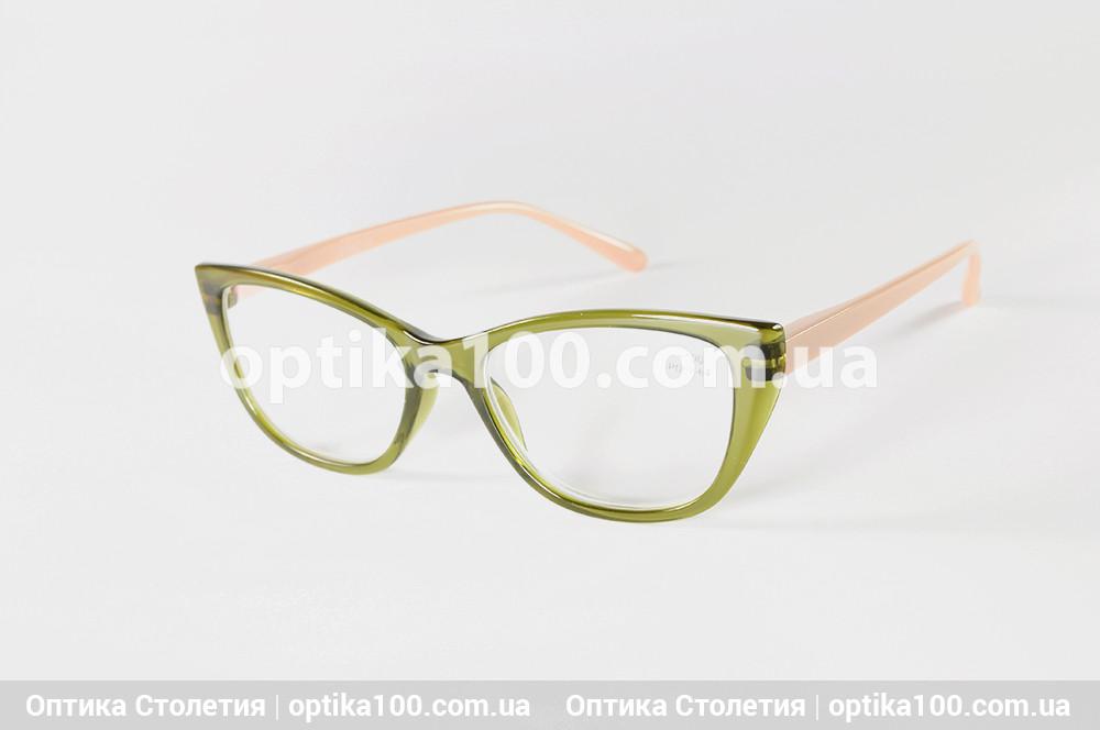 Женские очки для зрения с диоптриями. Выбор от +1,0 до +4.0