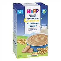 Каша молочная органическая Hipp с печеньем Спокойной ночи 250 г