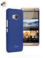 Пластиковый чехол Imak для HTC One Me синий