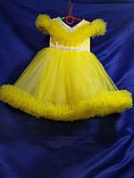 """Сукня бальна фатиновое з пушком на дівчинку 3-5 років (6 кол) """"DIANA"""" купити недорого від прямого постачальника"""