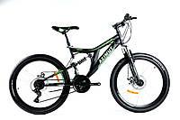 Велосипед подростковый AZIMUT BLACKMOUNT 24 D, фото 1