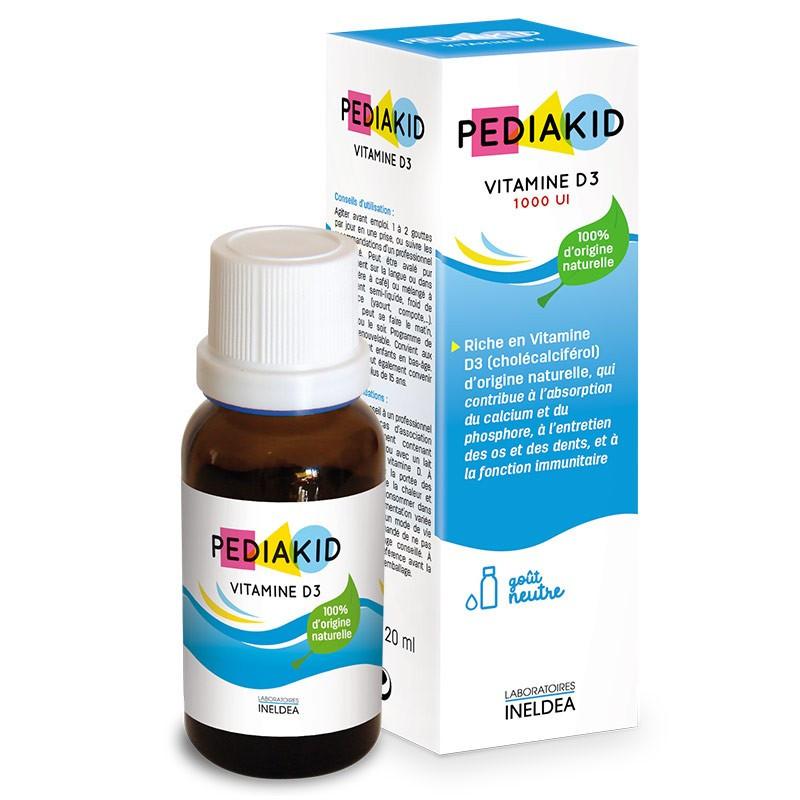 Вітамін Д3 Педиакид Pediakid Vitamin D3 20мл