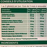 Пищевая добавка для красоты и силы волос Jaldes Silettum Hair Nutrition 3 x 60капсул, фото 2