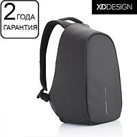 """Антикрадій рюкзак для ноутбука XD Design Bobby Pro Anti-theft backpack 15,6"""" чорний (P705.241), фото 1"""