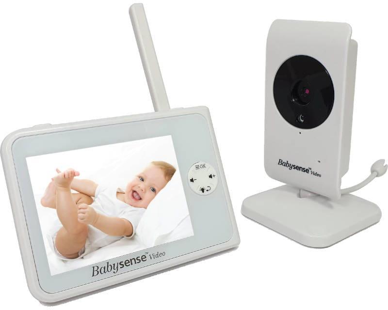 BabySense V35 - видеоняня с камерой