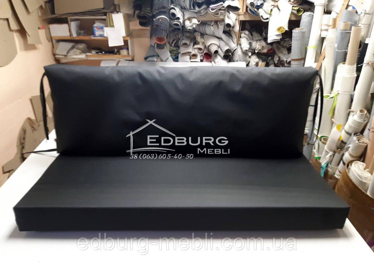 Комплект подушок для меблів з піддонів. ППУ 100мм