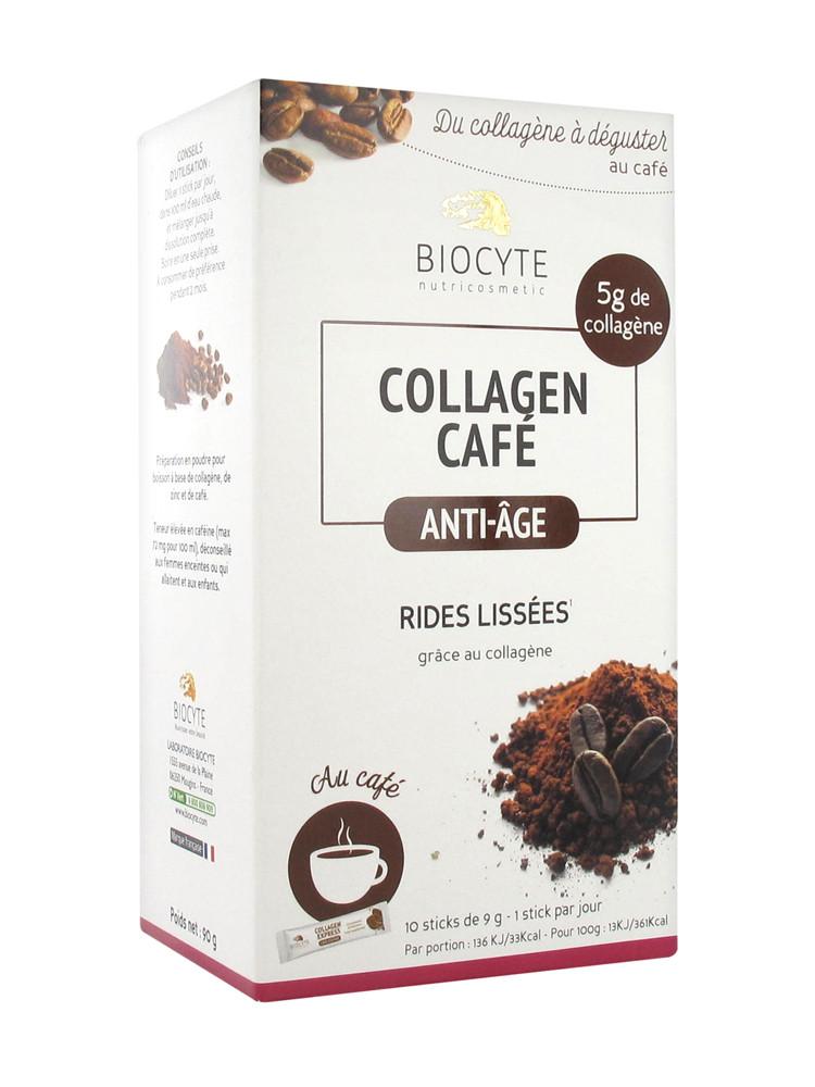 Biocyte Collagen Coffee Anti-Aging 10 стіків