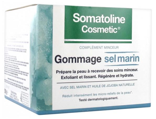 Скраб с морской солью Somatoline Cosmetic Marine Salt Scrub 350г