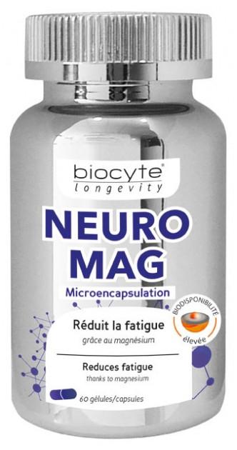 Biocyte Longevity Neuro Mag 60 капсул