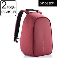 """Антивор рюкзак XD Design Bobby Hero Red 15.6"""", красный, фото 1"""