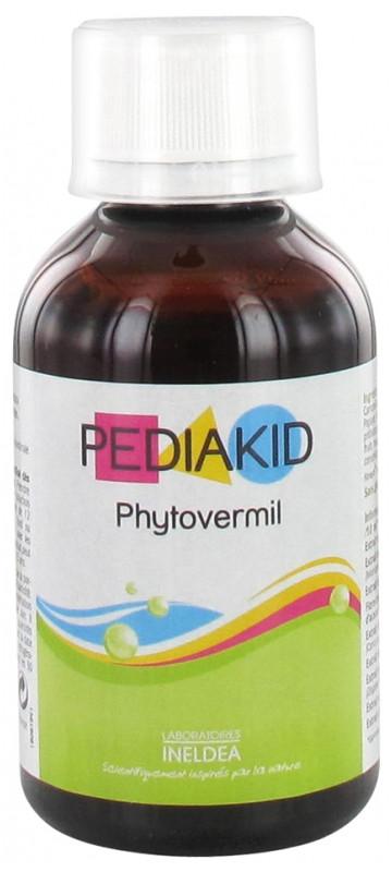 Засіб проти паразитів для дітей Педиакид Фитовермил Pediakid Phytovermil to Concentrate Dilute 125мл
