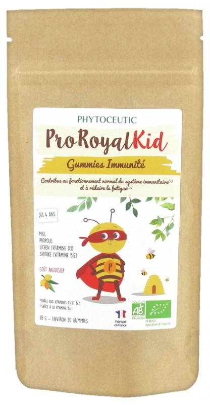 Зміцнення імунітету для дітей Phytoceutic ProRoyal Kid Gummies Immunity 30 Gummies