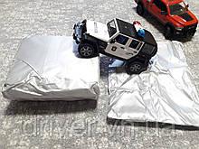 Тент автомобільний 440см*185см*145см. +чохол (4х4, SUV, джип) М
