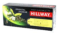 Чай HILLWAY зелений з жасміном 25пак