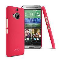 Пластиковый чехол Imak для HTC One M9 Plus розовый