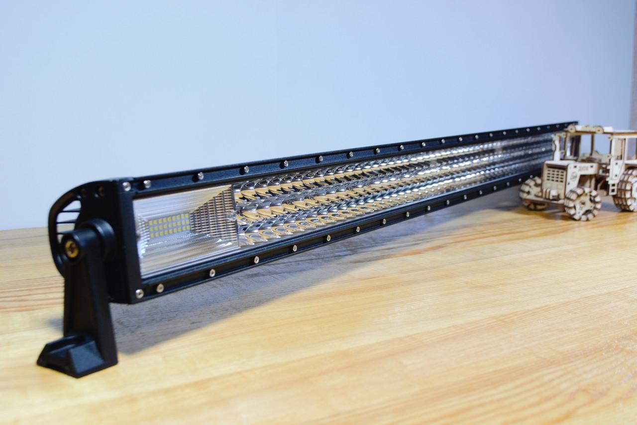 Светодиодная LED Балка (106см) 648Вт  (светодиоды 3w x216шт)