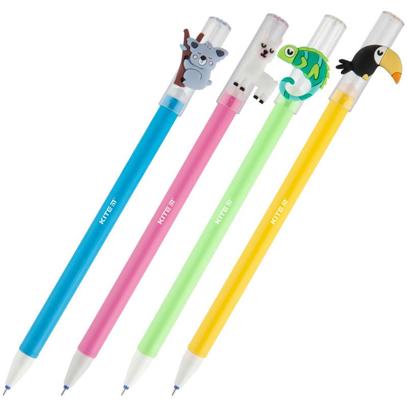 Ручка кулькова Tropic, синя