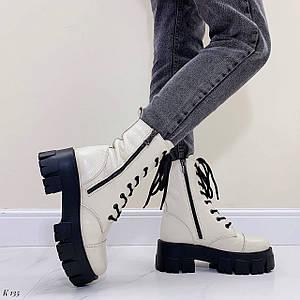 Осенние ботинки девочке 135 (ДБ)