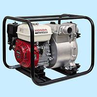 Мотопомпа HONDA WT20XK3 DE (43.2 м3/ч), для грязной воды