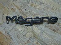 Значок Эмблема Логотип   Renault Megane зад , Рено , фото 1