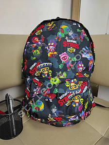 Школьный рюкзак для мальчиков с принтом Stars brawl