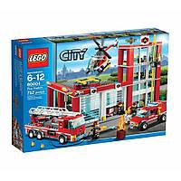 LEGO® City ПОЖАРНЫЕ - Пожарное депо