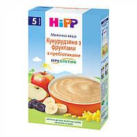 Каша молочная Hipp Кукурузная с фруктами и пребиотиками 250 г