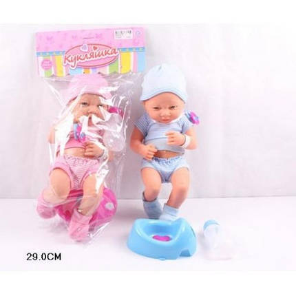 Пупс Кукляшка арт.5414, фото 2