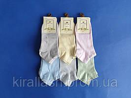 """НОВИНКА! Женские хлопковые короткие носки """"Шугуан"""" Разные цвета"""
