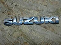 Значок Эмблема Логотип  Suzuki зад, фото 1