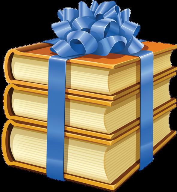 Книга в подарунок