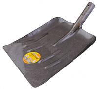 Лопата снеговая/зерновая 330*390*570 мм лак 1,4 кг MASTERTOOL 14-6260