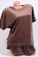 Плюшевая Пижама футболка шорты ЦаЦа