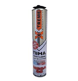 X-TREME MEGA 65 (Экстрим) профессиональная монтажная пена, всесезонная (Турция)