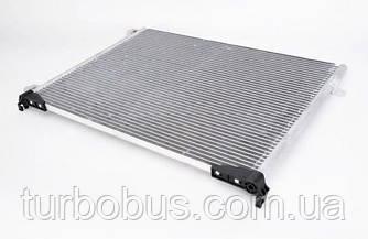Радиатор кондиционера на Рено Трафик 01-> 1.9dCi — NRF 35482