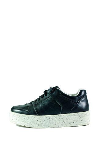 Кроссовки женские MIDA 21684-1 черные (36), фото 2