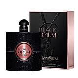 Yves Saint Laurent Black Opium парфумована вода 90 ml. (Ів Сен Лоран Блек Опіум), фото 2