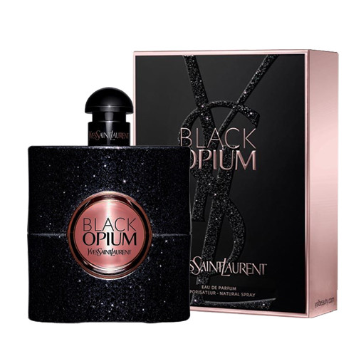 Yves Saint Laurent Black Opium парфюмированная вода 90 ml. (Ив Сен Лоран Блек Опиум)