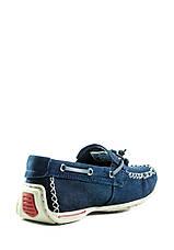 Мокасины подростковые Pegada 340706-05 темно-синие (31), фото 2