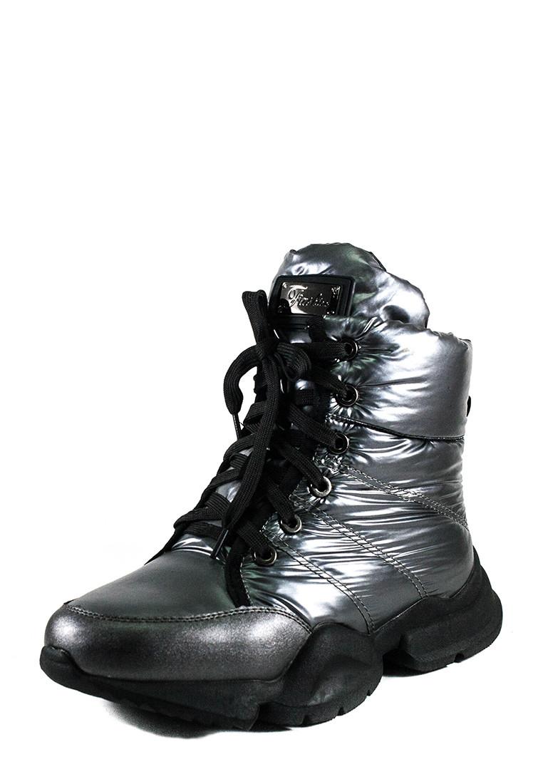 Ботинки зимние женские Prima D'arte 1552-F660-2 серые (36)