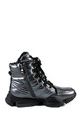 Ботинки зимние женские Prima D'arte 1552-F660-2 серые (36), фото 2