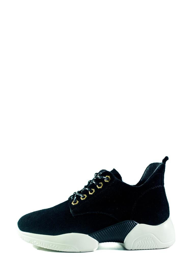 Кроссовки женские Lonza 6988-2 черные (36)