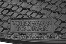 Коврик в багажник Volkswagen Touran с 2015- (AVTO-GUMM) полиуретан