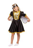 Детский карнавальный маскарадный костюм Муха цокотуха рост: от 110 до 134 см