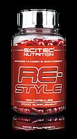 Жиросжигатели Scitec Nutrition Restyle 120 capsules