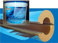 Керамоизол - цвет БЕЛЫЙ, водная основа